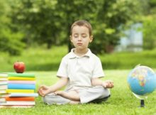 meditation children