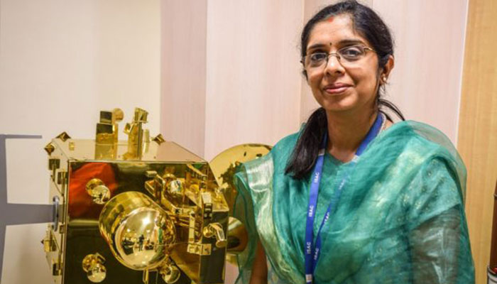 Nandini Harinath isro women scientists