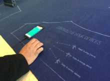 smart denim touchscreen tech